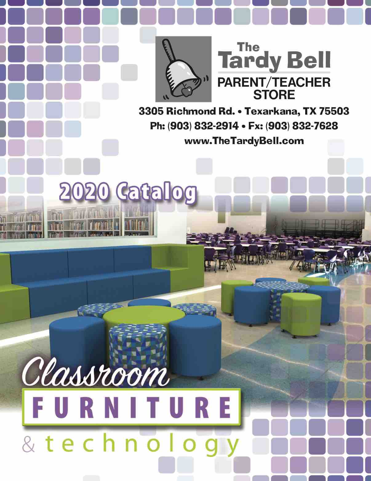 2020 Classroom Furniture Catalog